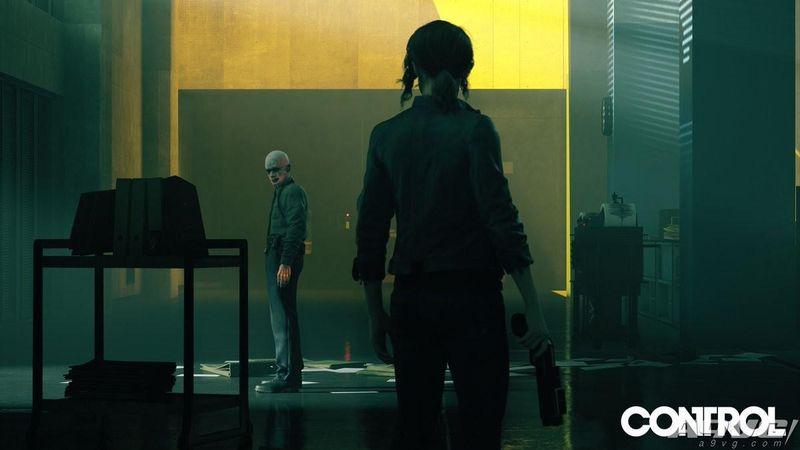 Remedy新作《Control》发布新预告 游戏背景初见端倪