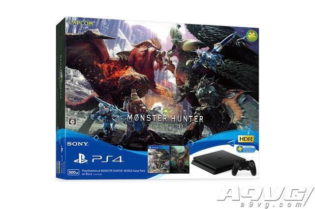 《怪物猎人世界》推出优惠PS4套装 廉价版游戏8月2日发售