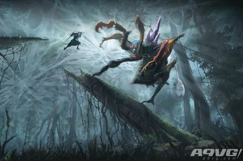 怪物猎人3D动画《怪物猎人:公会传奇》发表!2019年推出