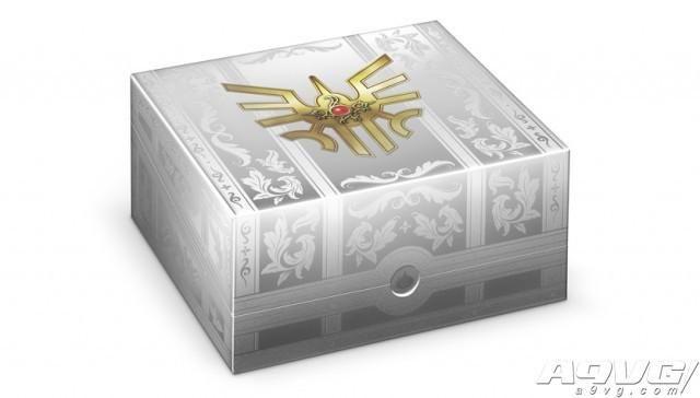 《勇者斗恶龙建造者》限定版PSVita公布 16年1月28日发售