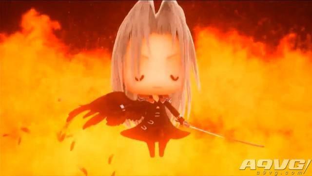《最终幻想世界》萨菲罗斯召唤视频公布 10月25日发售