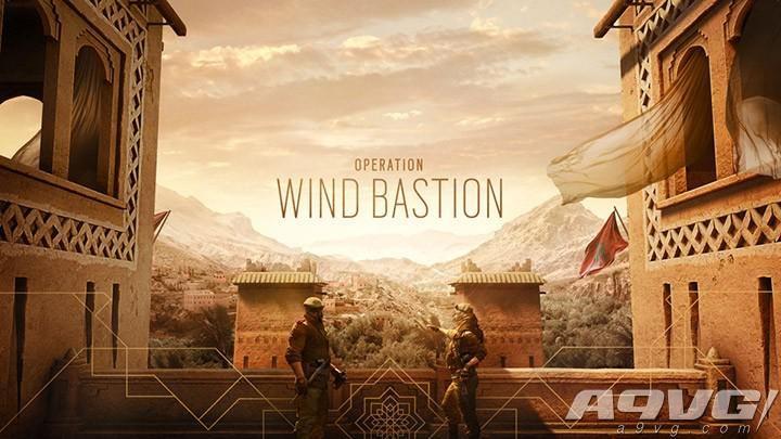 《彩虹六号 围攻》第四赛季新摩洛哥干员及地图信息公布