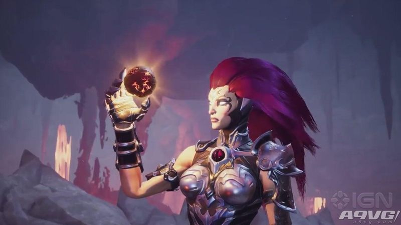 《暗黑血统3》发布新预告 展示怒神变身细节及战斗场面