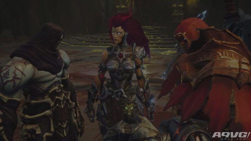 《暗黑血统3》发布科隆展预告片 展示战斗场面历代主角登场