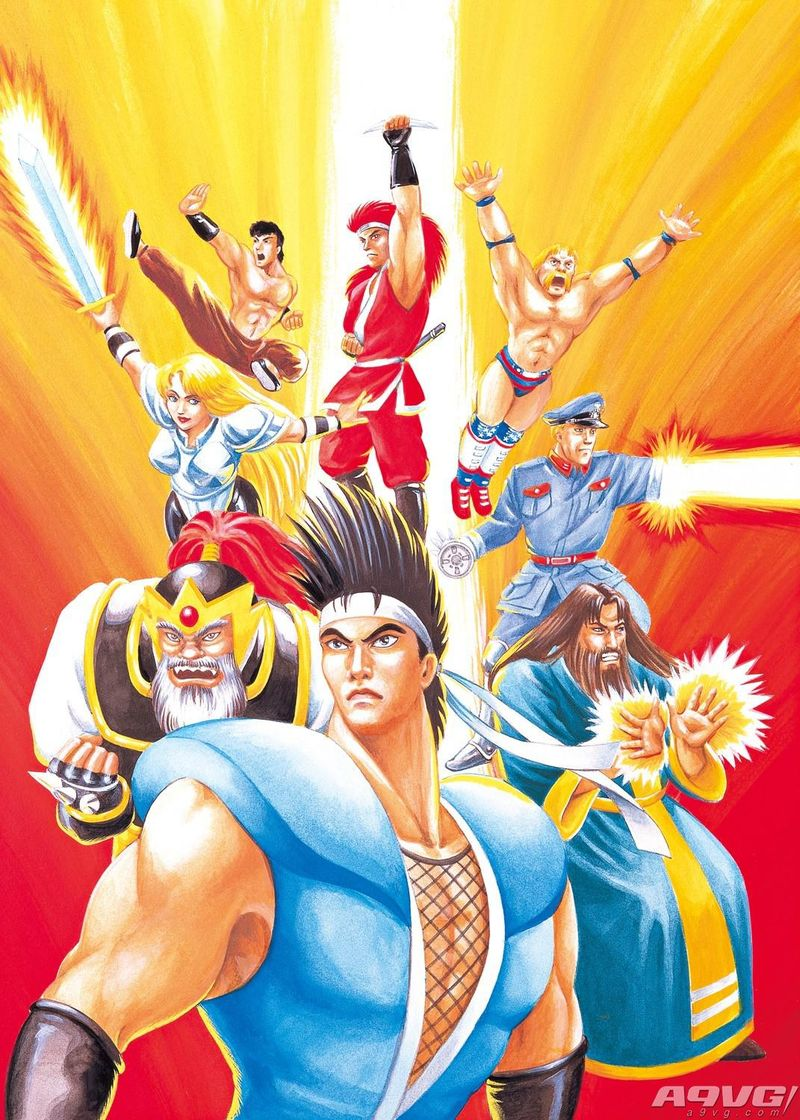 《SNK女主角》第四名DLC角色公布 《世界英雄》珍妮参战