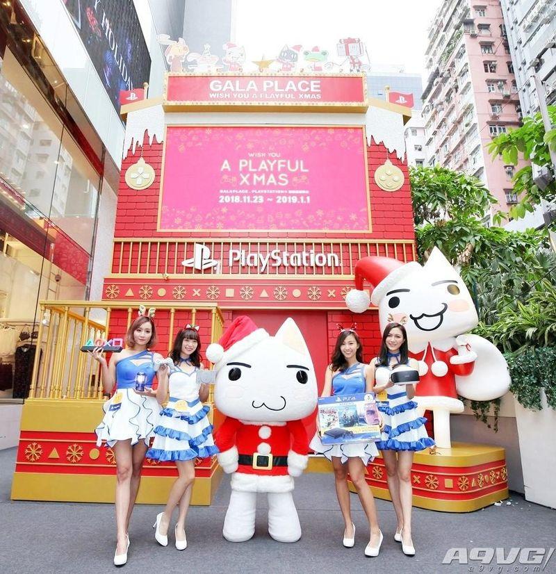 SIEH在香港开设「PS期间限定店」 多款未上市大作等你玩