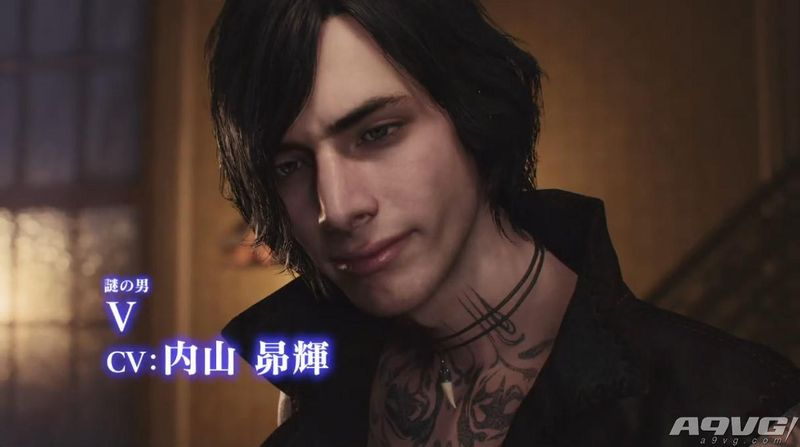 TGS《鬼泣5》但丁战斗演示视频公开 日语声优阵容发表
