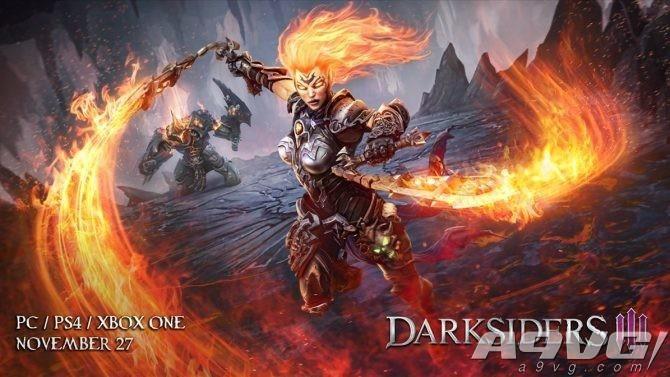 《暗黑血统3》确认11月27日发售 收藏版和天启版内容公布