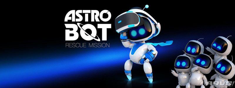 《宇宙机器人:搜救行动》评测 VR游戏的新标杆