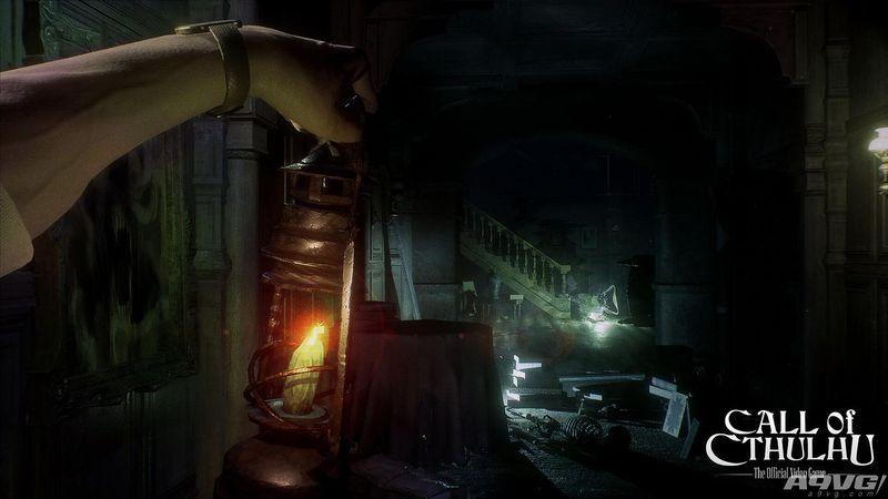 《克苏鲁的呼唤》10月登陆PS4及Xbox One平台 中文同步