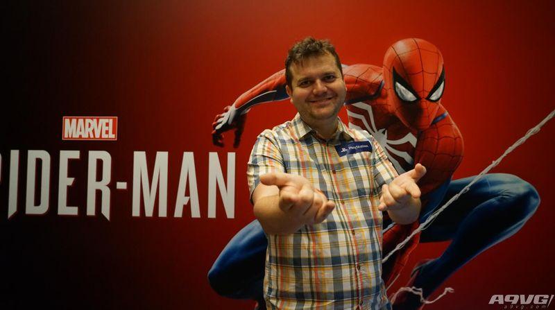 专访《蜘蛛侠》制作组成员 和漫威紧密合作是一切的基础