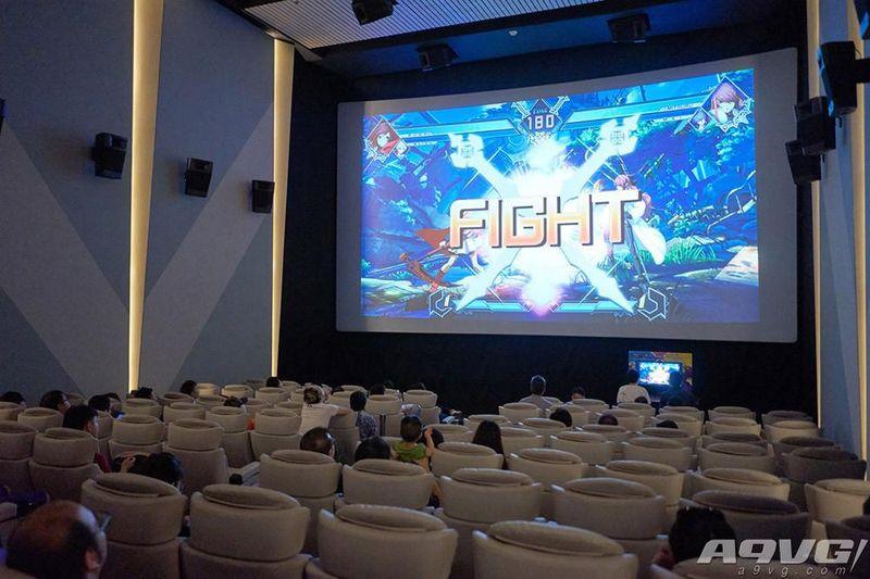 《苍翼默示录》首次嘉禾大银幕对决上映