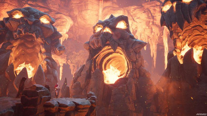 《暗黑血统3》新宣传片无名之马以及最新高清游戏画面