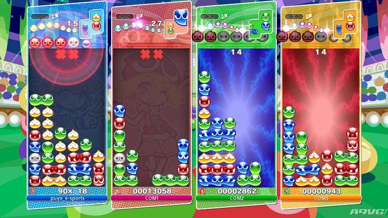 《噗呦噗呦eSports》中文版10月25日发售 专为电竞打造