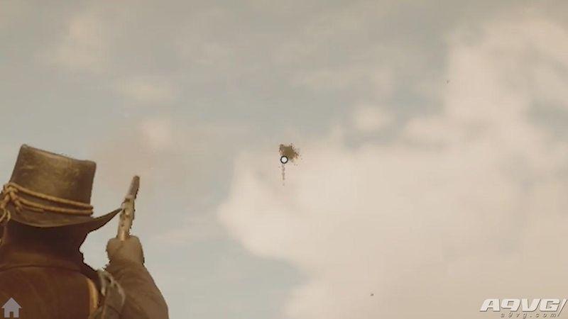 《荒野大镖客2》流言终结者第四期:火箭能被水熄灭吗?