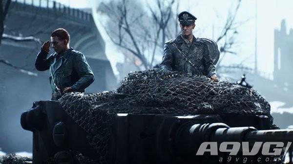 《战地5》单人战役宣传视频公开 玩家可操作德军坦克