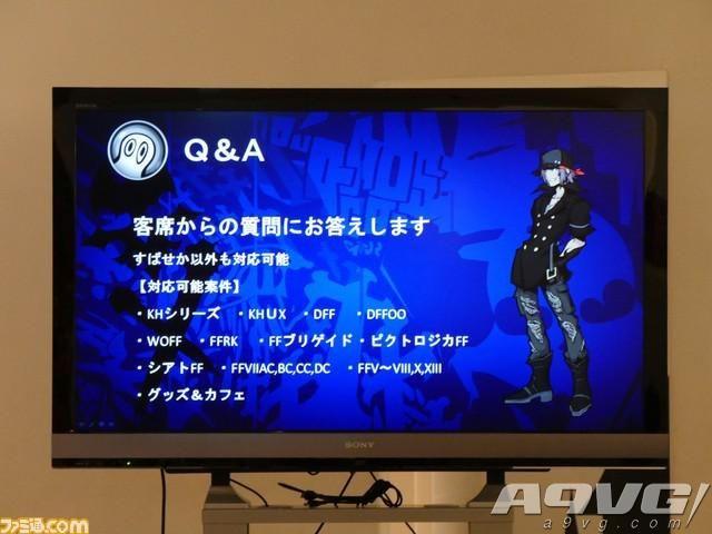 野村哲也:伴随《最终幻想7重制版》相关作品也想有新展开