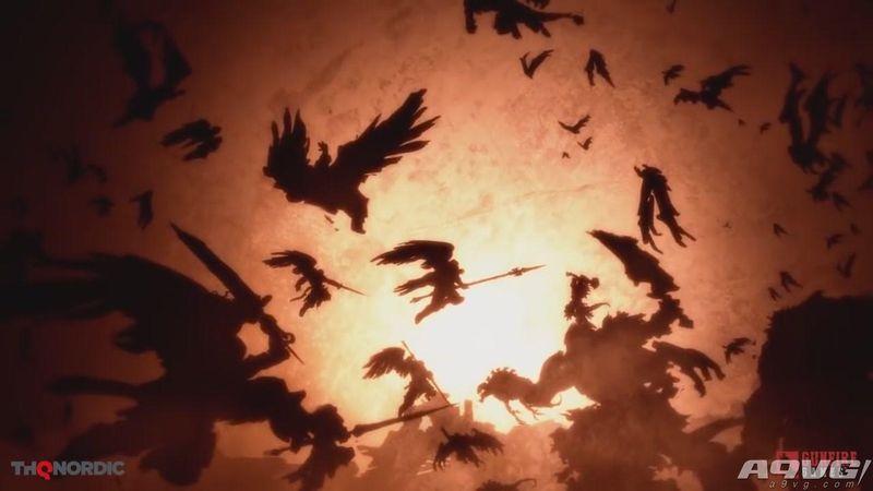 《暗黑血统3》新预告片 介绍游戏中的焦灼议会