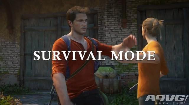《神秘海域4》生存模式今日上线 发售宣传片公布