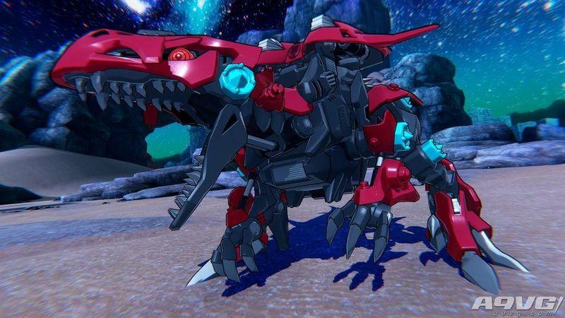 《索斯机械兽 爆风之王》将于2019年2月登陆Switch平台