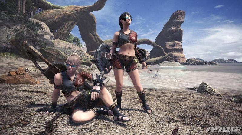 《怪物猎人世界》纳凉祭新增内容攻略 纳凉祭新武器怎么拿
