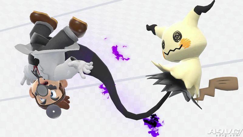 《任天堂明星大乱斗特别版》全宝可梦攻略 宝可梦效果一览