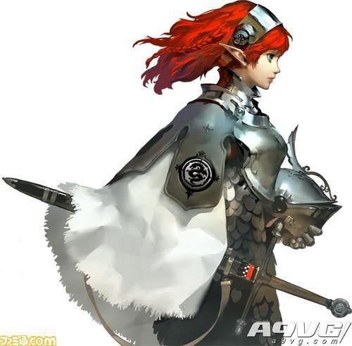Atlus的全新王道RPG《Project Re Fantasy》竟然是这样的...