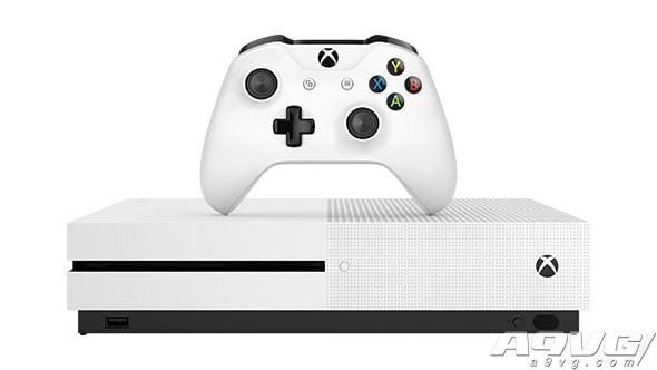Xbox One S国行版11月25日正式发售  售价2399元起