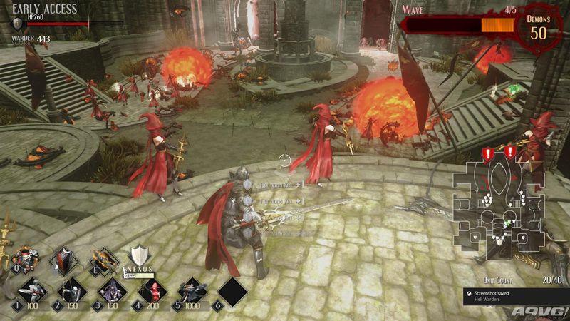 香港团队开发作品《炼狱围城》将登陆PS4与Switch平台