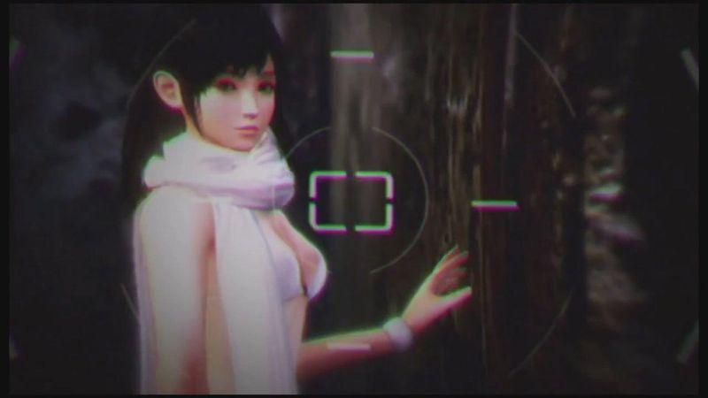 《零:濡鸦之巫女》欧美版移除福利内衣服装