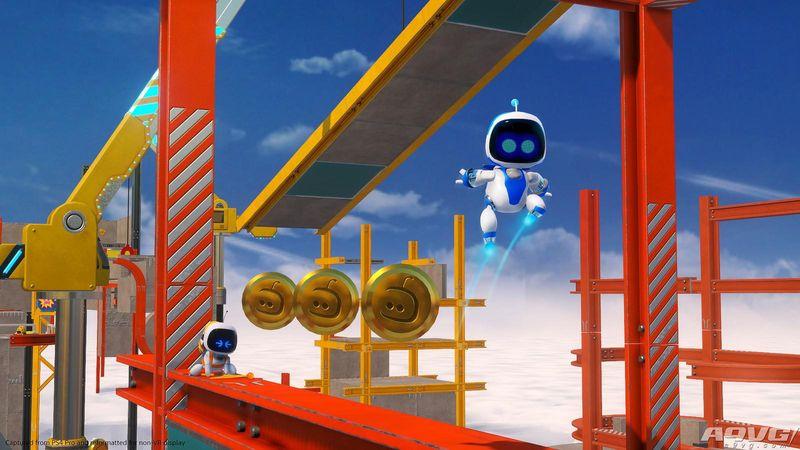 PSVR新作《宇宙机器人:搜救行动》发售日确定10月2日
