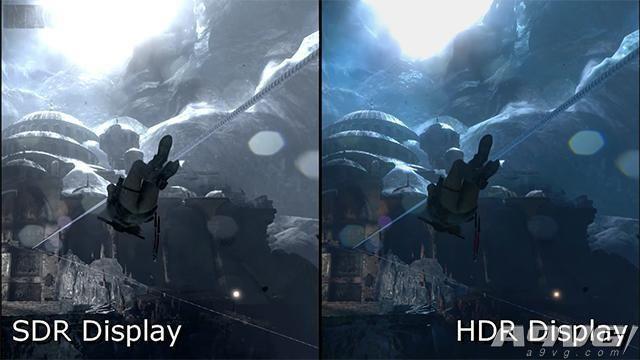 不只有4K,Xbox One S用HDR带来更真实光影效果