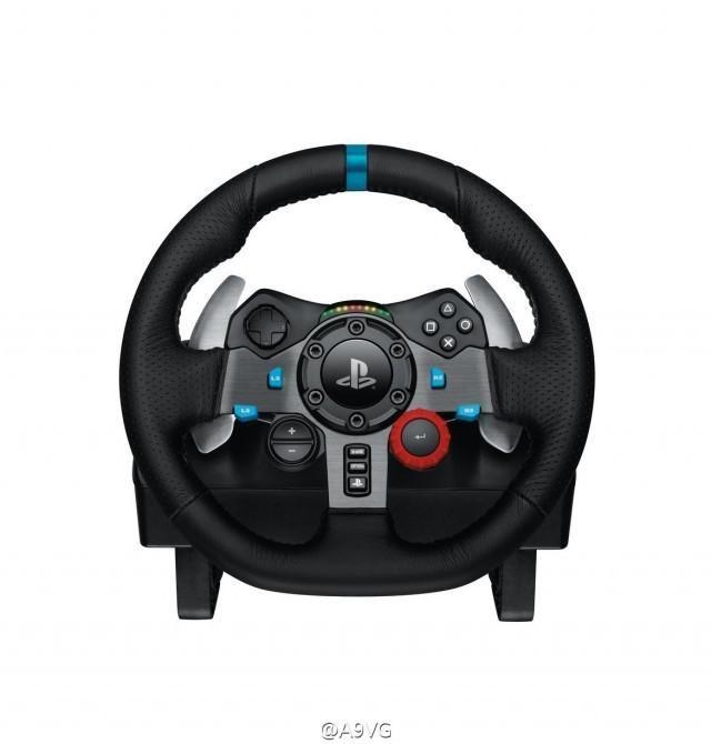 罗技G29方向盘为PS4和PS3专用 或将在E3正式公开