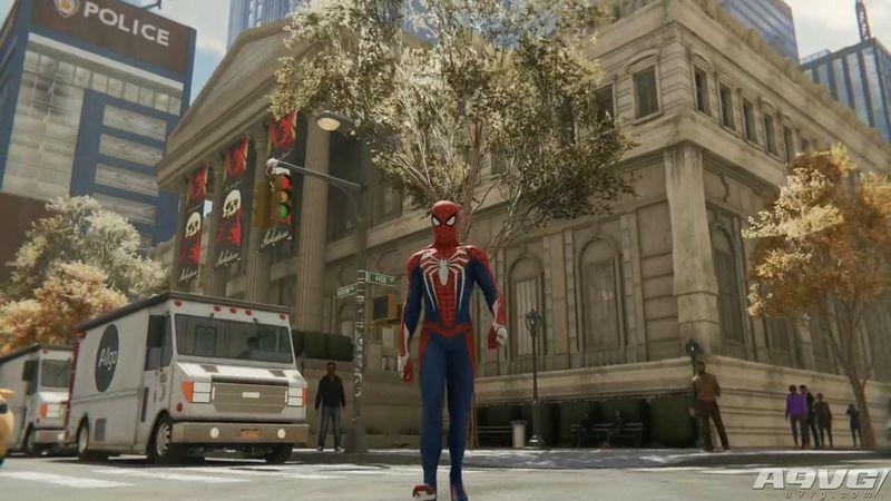 《蜘蛛侠》发布新预告片 跟随蜘蛛侠一起探索纽约市