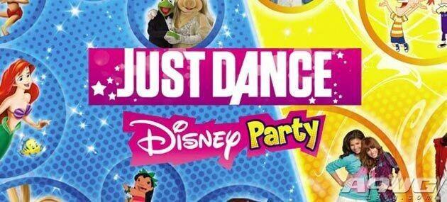 育碧推出《舞力全开 迪斯尼聚会2》 含Wii平台