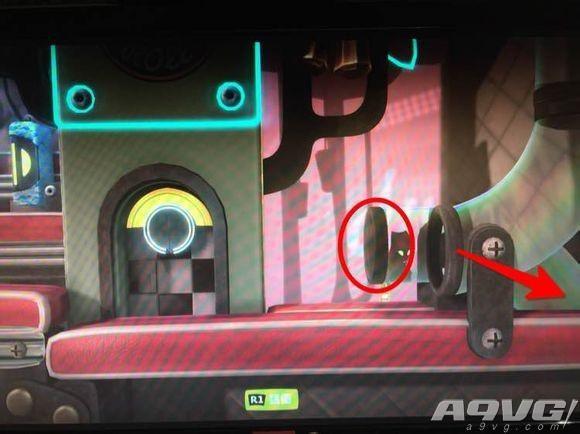小小大星球3|LittleBigPlanet 3 隐藏贴纸攻略图示