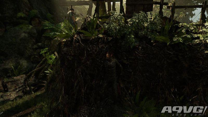 《古墓丽影:暗影》评测:一个略显黑暗画风的结尾