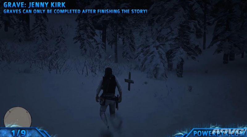 《荒野大镖客2》祭奠逝者奖杯攻略 同伴的坟墓在哪里