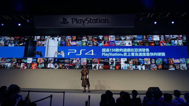 TpGS台北游戏展 PlayStation中文化喜讯全览