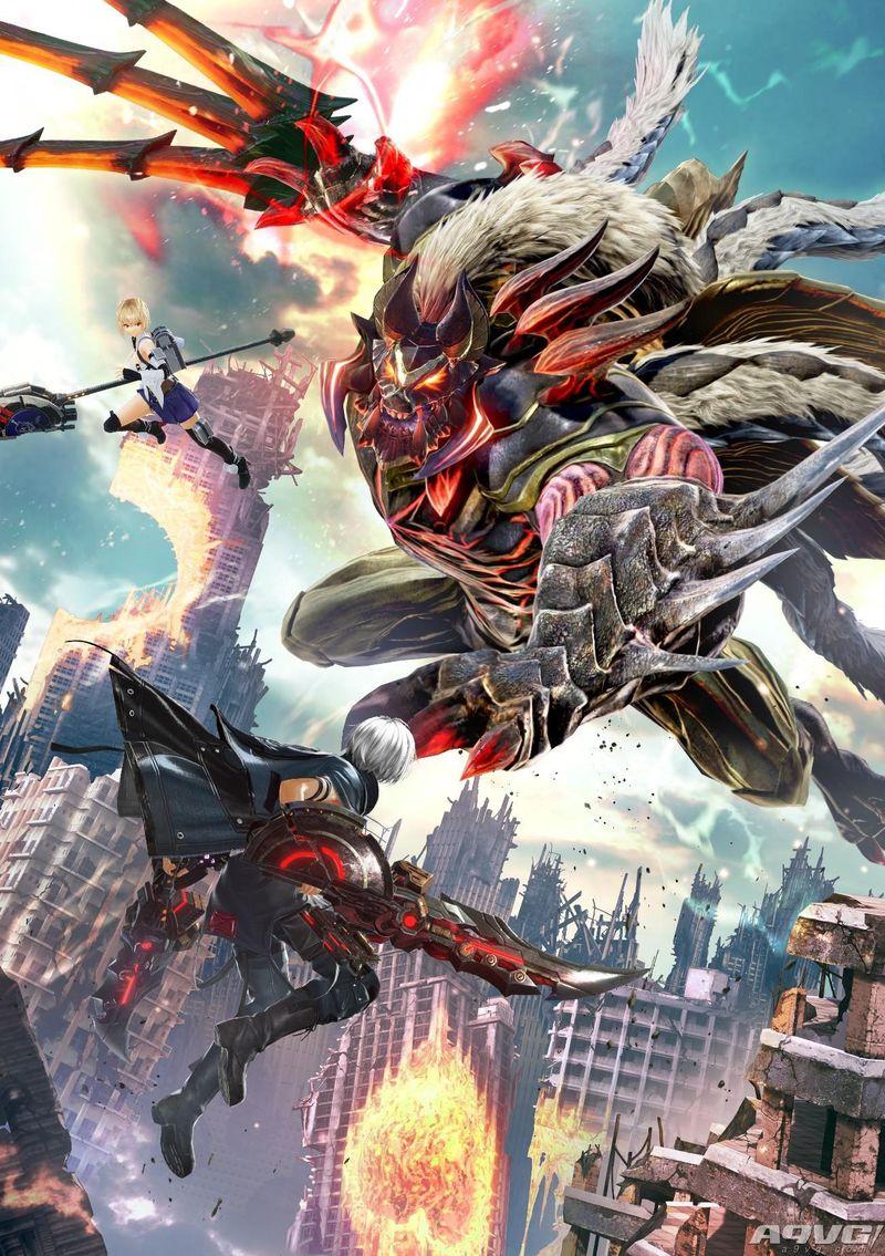 《噬神者3》公布繁体中文版发售日期及第三支中文宣传片