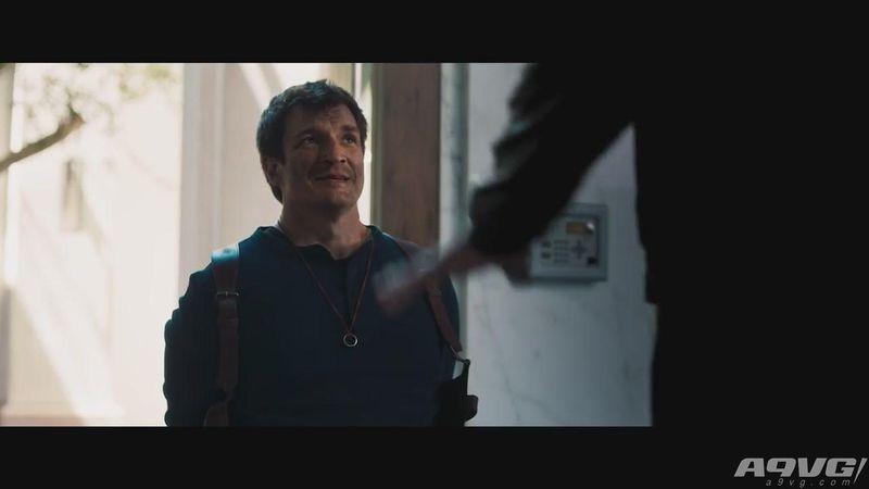 《灵书妙探》男主角内森·菲利安出演《神秘海域》自制短片