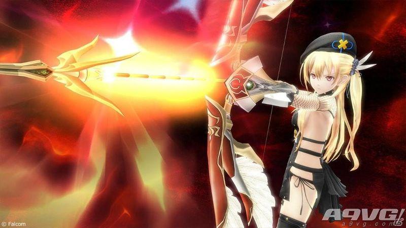 《英雄传说 闪之轨迹4》推出VOFAN设计亚莉莎服装DLC
