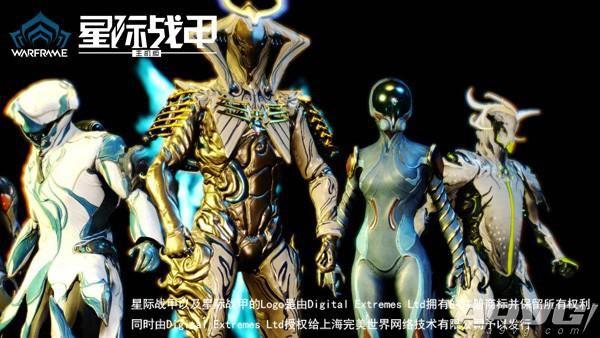 《星際戰甲》主機版木乃伊歸來今日上線 五大活動點燃激情