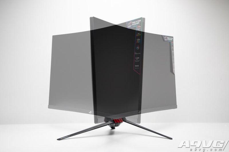 ROG-STRIX系列XG32VQR显示器评测 2K显示器优选