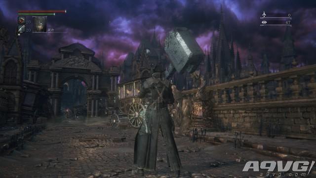 血源诅咒之将灵巧与沉重二者合二为一的诡异兵器——教会石锤相关考察