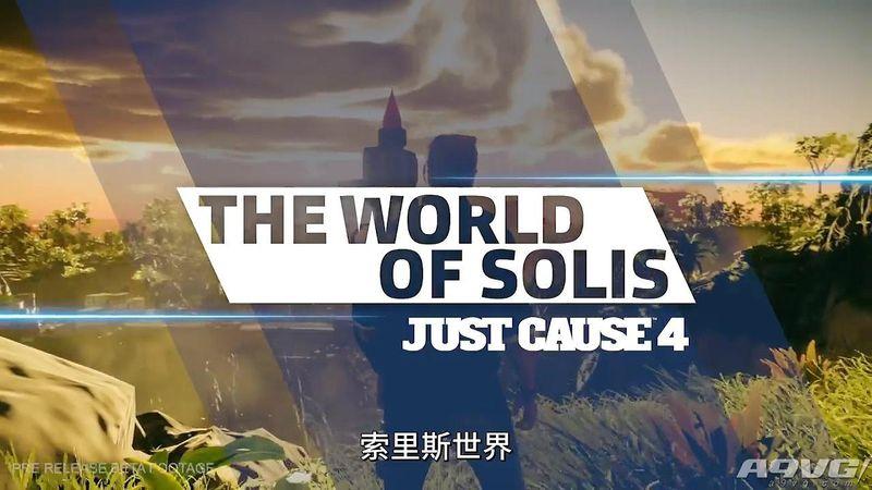 《正当防卫4》最新中文预告 索里斯世界介绍影像中文字幕版