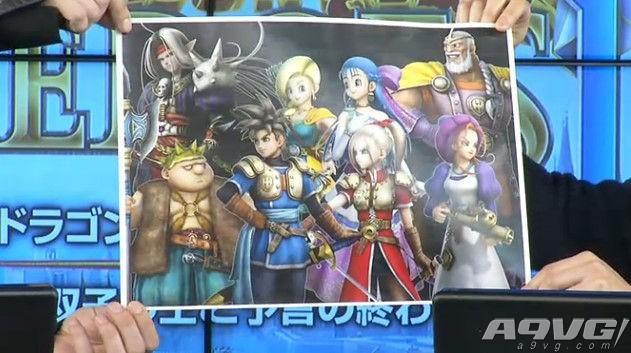 《勇者斗恶龙英雄集结》廉价版4月28日发售 前作角色将作为免费DLC配信