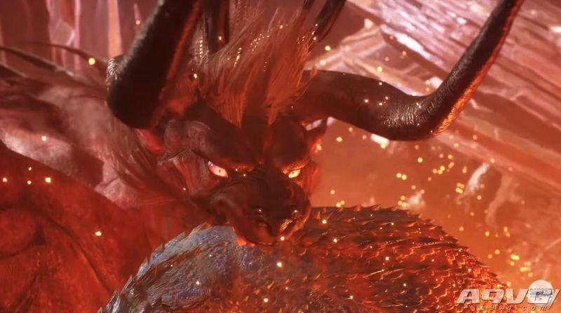《怪物猎人世界》第四弹追加怪物贝希摩斯预定于8月登场