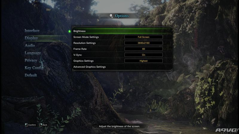 PC版《怪物猎人世界》支持自定义按键 今后可能有画质补丁
