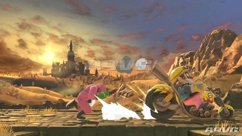 《任天堂明星大亂鬥特別版》角色攻略 小麥克用法技能介紹